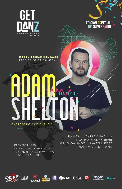 ADAM SHELTON